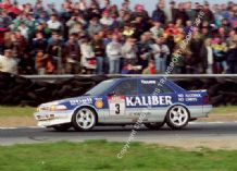 Toyota Carina Supertouring. Andy Rouse  Snetterton  BTCC 1991 photo